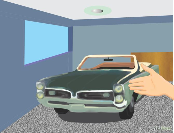 How to Paint a Car: 15 Steps (with Pictures) - wikiHow