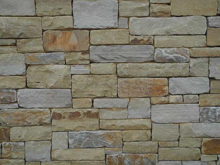 Abbey Tumbled Blue Brown Richburg Stone Oklahoma