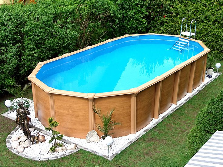 17 best images about gartenpools von poolsana on pinterest for Pool eingraben ohne beton