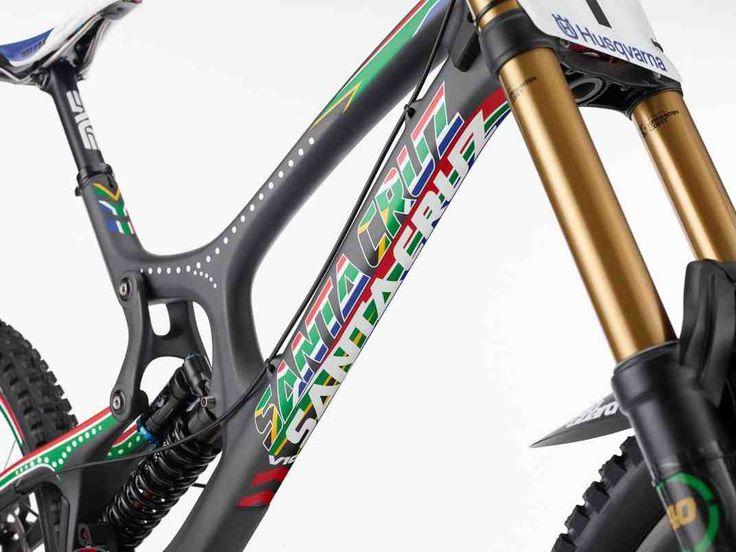 mountain bike frame decals