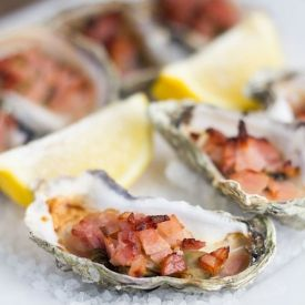 Oysters Kilpatrick With Homemade Worcestershire Sauce [Becomingness] eat365.com.au