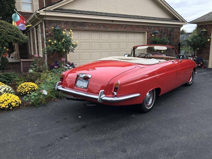 1965 Jaguar Mark X 4.2 2-dr Convertible   Bmw, Bmw car ...