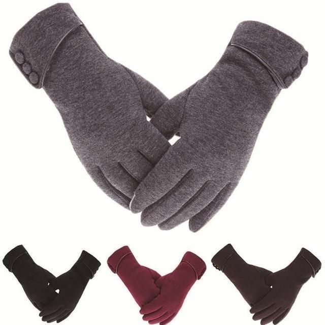 Ladies Winter Gloves Warm Touch Screen Driving Gloves warm  winter touch gloves