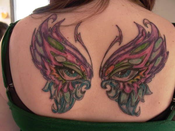 pics of tattoos of butterflies   Report as Inappropriate