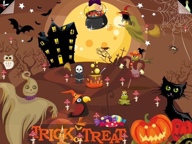 Une soupe de mots de sorcières à composer pour Halloween