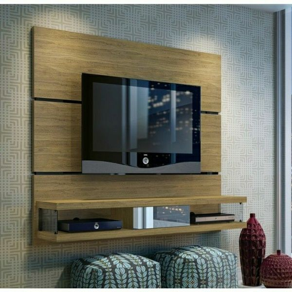 Tv Wall Mounted Unit Home Design Ideas