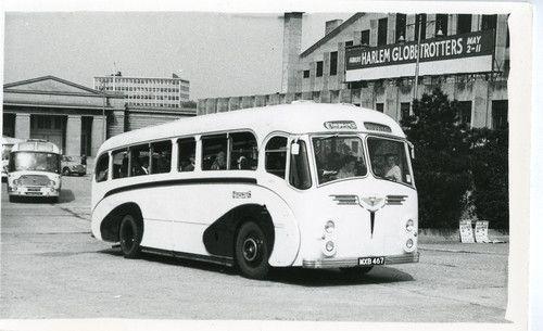 Bus Photograph; Timpson MXB 467   eBay