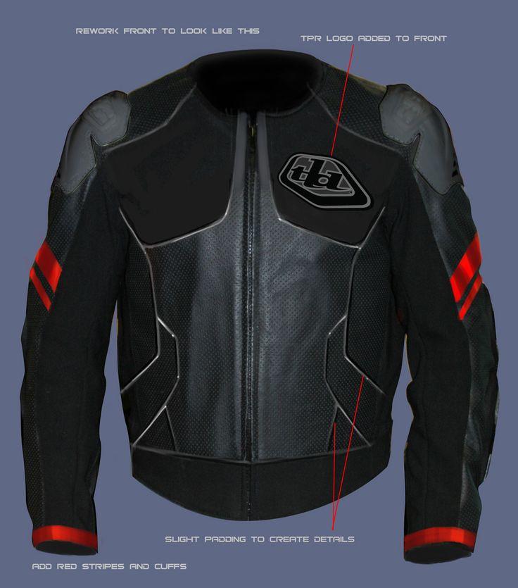 Troy Lee Designs Street Bike Jacket