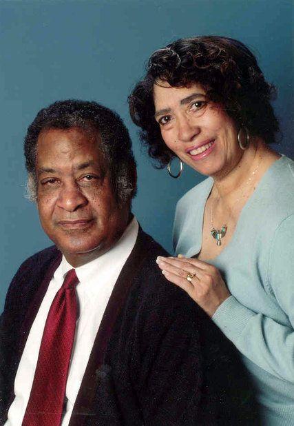 Patricia and Frederick McKissack (autori de cărți pentru copii și tineri premiați cu diferite distincții) - câștigătorii anului 2014 Secția Coretta Scott King - Virginia Hamilton Award for Lifetime Achievement