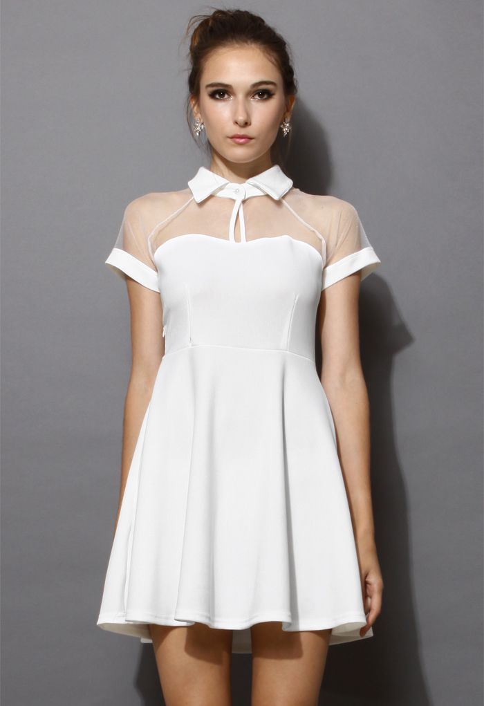 17 Best ideas about White Party Dresses on Pinterest  Rehearsal ...