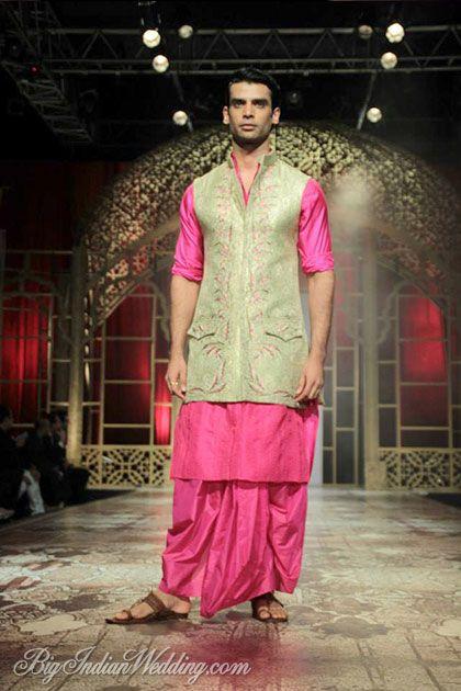 Raghavendra Rathore at BMW India Bridal Fashion Week 2014