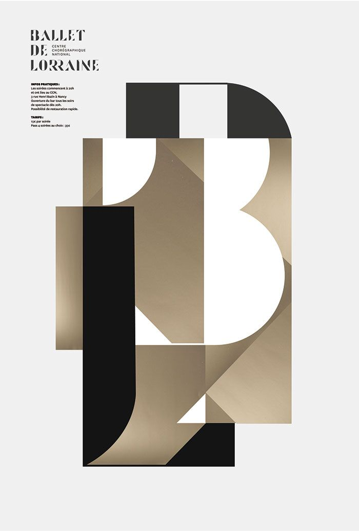 #graphic design #typography #posters - Typographies - Lorraine - Les Graphiquants