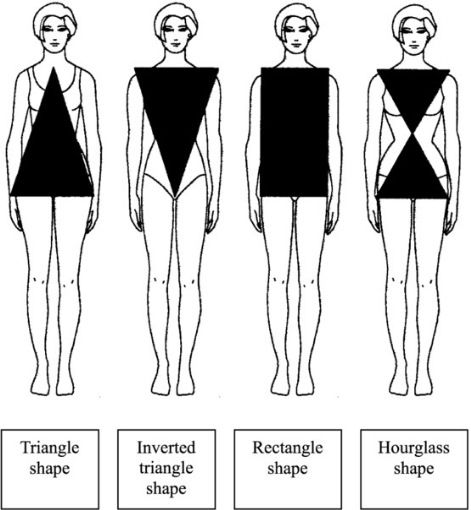 What is your body type or shape?