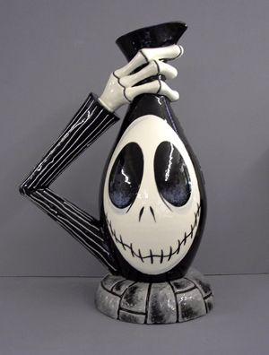 Tim Burton's The Nightmare Before Christmas Themed Pitcher