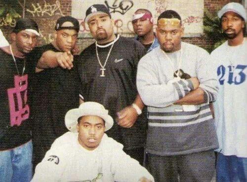 Rass Kass. Styles P. Mack 10. Jada Kiss. Raekwon. MC Eiht. Nas. Just a few of my favorite old school and new school rappers
