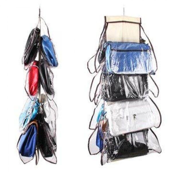 Dolap İçi Çanta Askısı- http://bit.ly/1iFLBpD