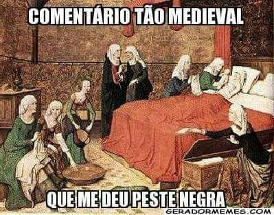 Peste Negra...