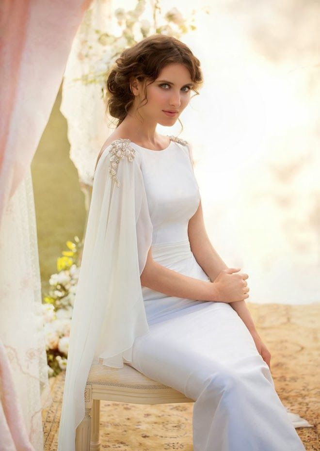 Lovely Wedding Dresses by Papilio