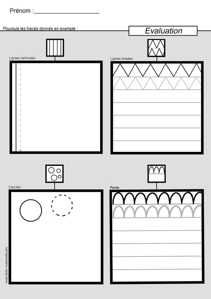 Evaluation en maternelle