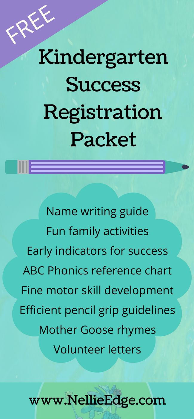 """Kindergarten registration packet: Build a culture of fun family learning activities for school success. Ideas in these parent letters provide ABC phonics and handwriting support. Accelerate kindergarten readiness when students start school knowing the """"ABC Phonics"""" fingerspelling song! Use for a strong parent partnership ESPECIALLY in a Title 1 kindergarten. 