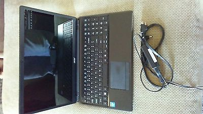 Acer Aspire touch screen 8g memory/500g hd  laptop model z5we3