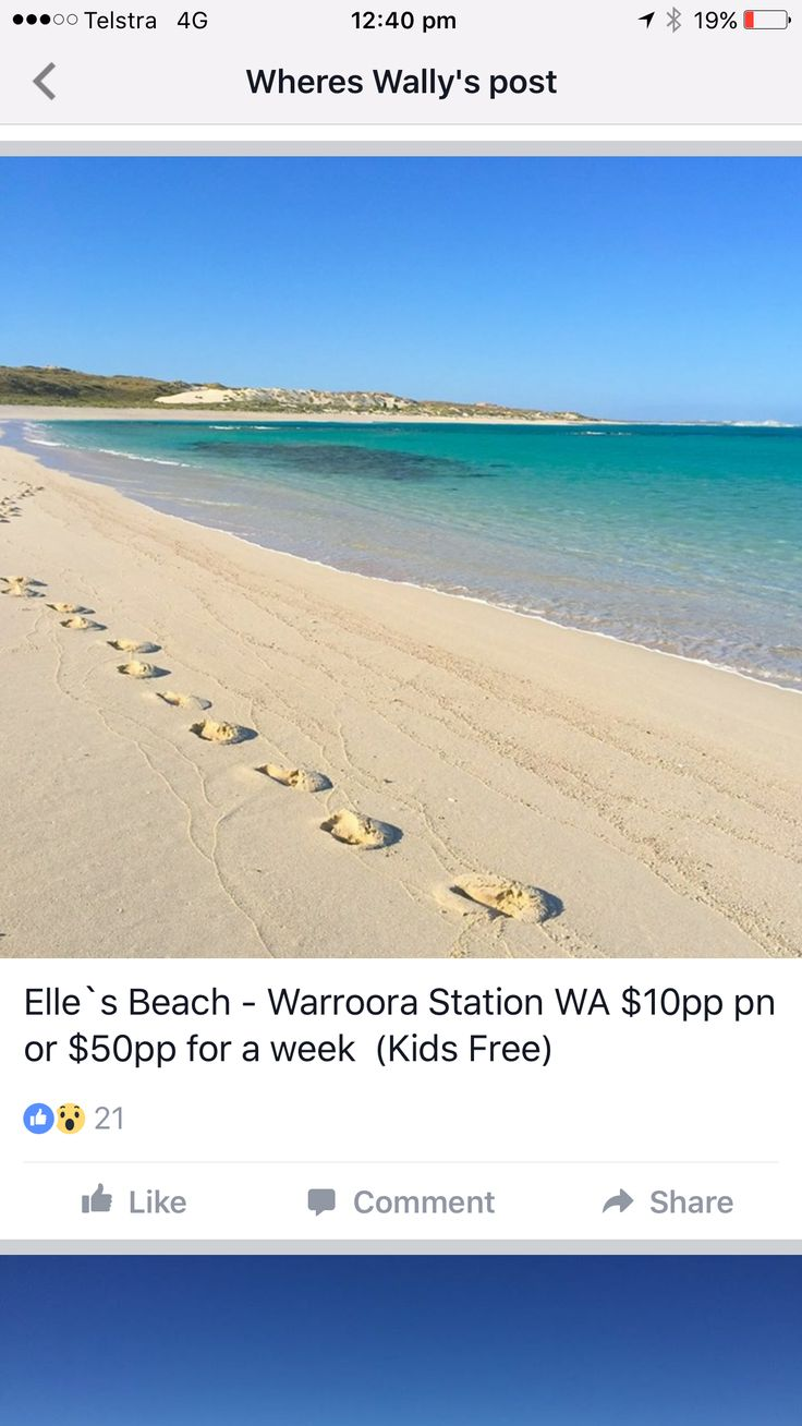 Warroora Station Elle's Beach WA Pet friendly