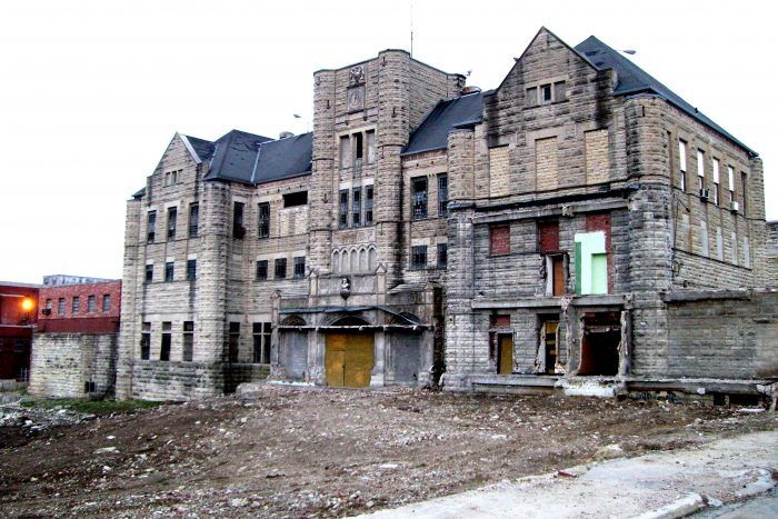 8. Missouri State Penitentiary – Jefferson City, Mo.