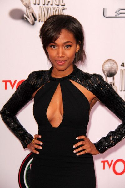 nicole beharie how tall