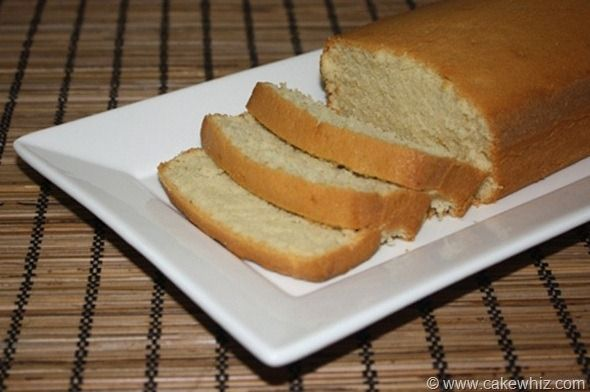 The best pound cake ever... soft, moist, buttery and infused with wonderful vanilla flavors!