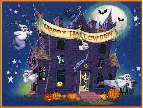 Halloween gif - Non solo Musica e Ricette