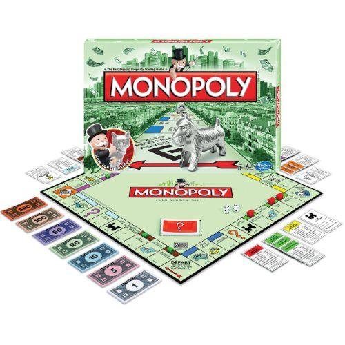 Hasbro – 94470 – Jeu de Plateau – Monopoly Classique   Your #1 Source for Toys and Games