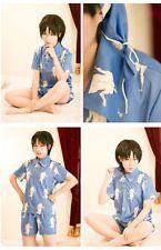 Ataque a los titanes Rivaille Pijama Manga Corta Disfraz de utilería Pijamas Reino Unido