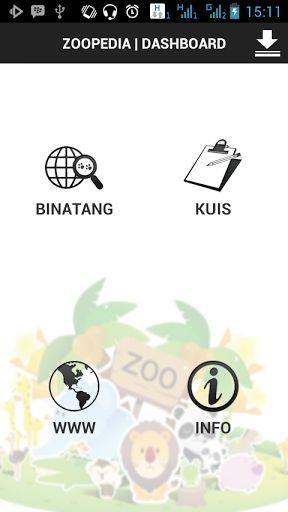 Aplikasi mobile ZooPedia merupakan aplikasi digital ensiklopedi yang mencakup daftar binatang-binatang yang terintegrasi dengan web service zoopedia.web.id, tidak hanya memberikan informasi tentang binatang kepada pengguna tetapi aplikasi ini juga mengajak pengguna untuk melihat seberapa jauh pengguna mengenal dunia binatang dengan fitur kuis didalamnya.<br>\t\tTujuan aplikasi ini dibuat adalah untuk mensosialisasikan kepada masyarakat tentang segala hal terkait binatang dan mempermudah…