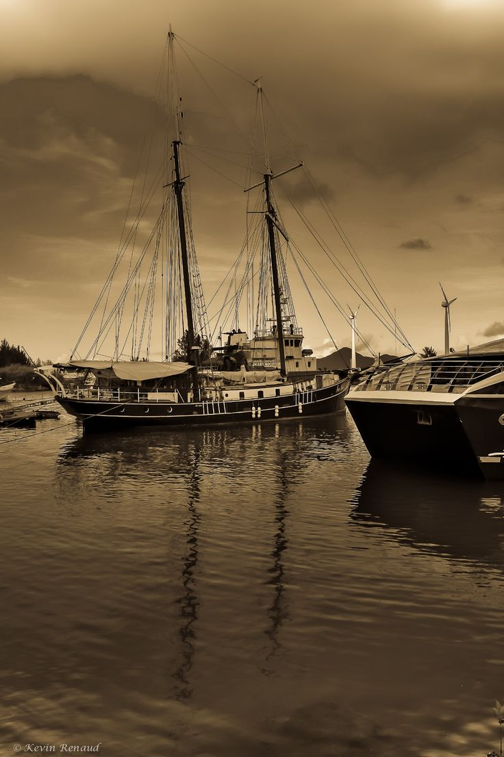 Capt Jack Boat. by Kevin Renaud on 500px