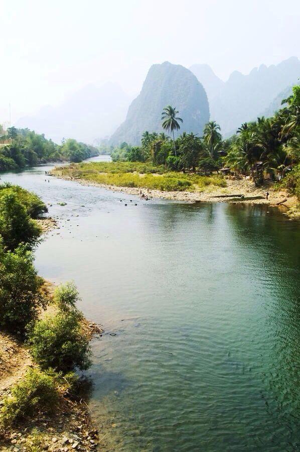 Laos, Vang Vieng                                                                                                                                                                                 More