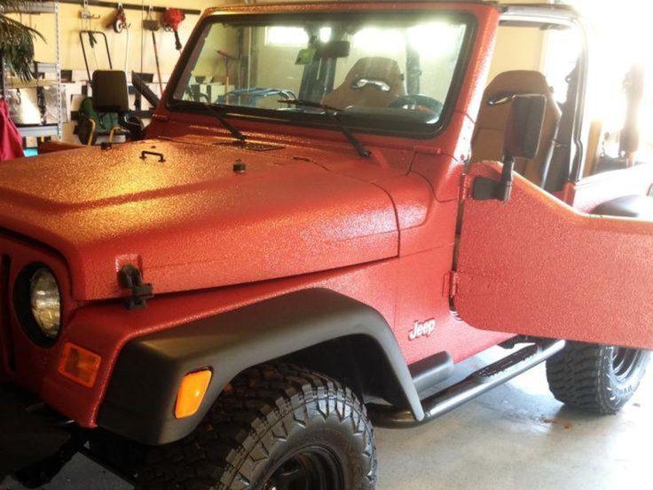jeepbuilds in 2020 Jeep photos, Badass jeep, Bed liner paint