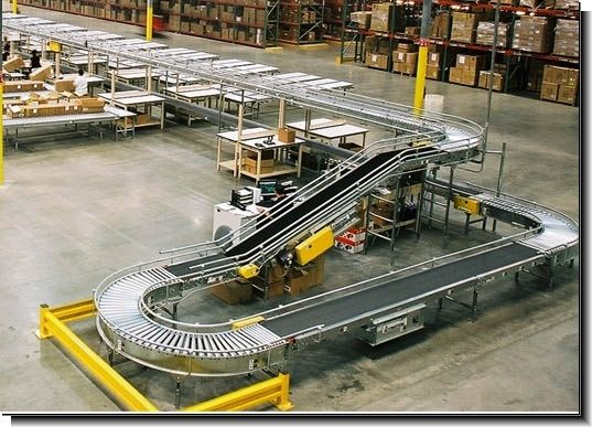 industrial training's favorite conveyors