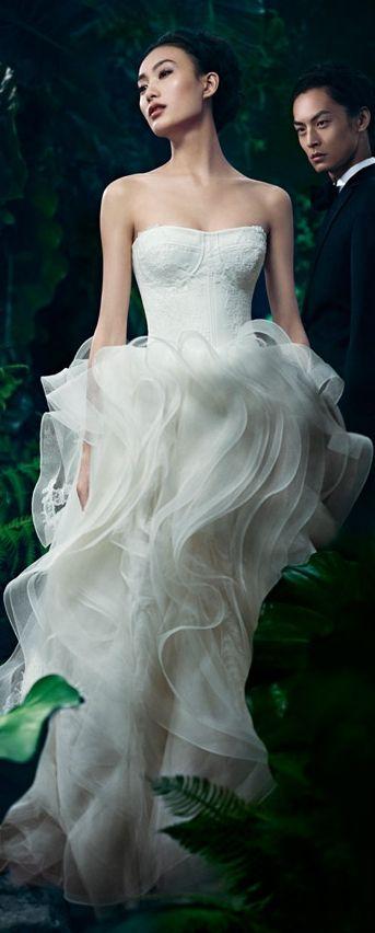 Vera Wang 2013 Ad Campaign