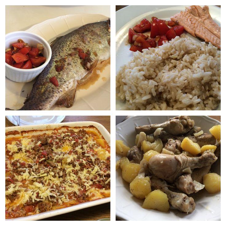 Dinner variations