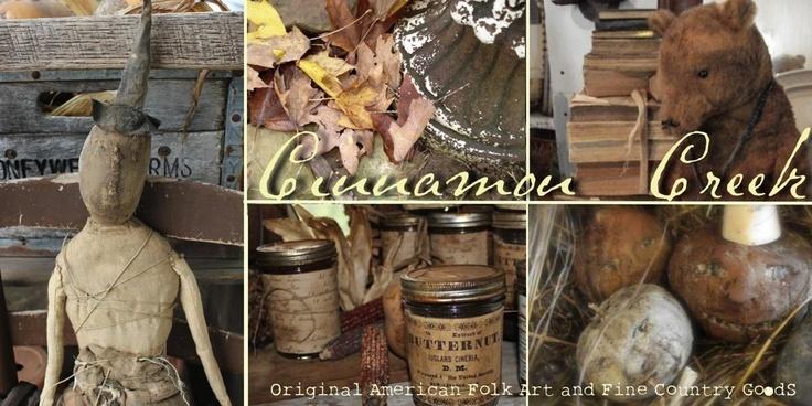 cinnamon creek