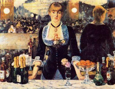 El bar del Folies Bergère