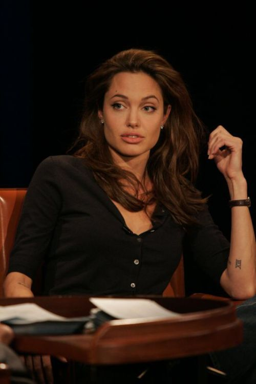 Angelina Jolie - Inside The Actors Studio (2005)