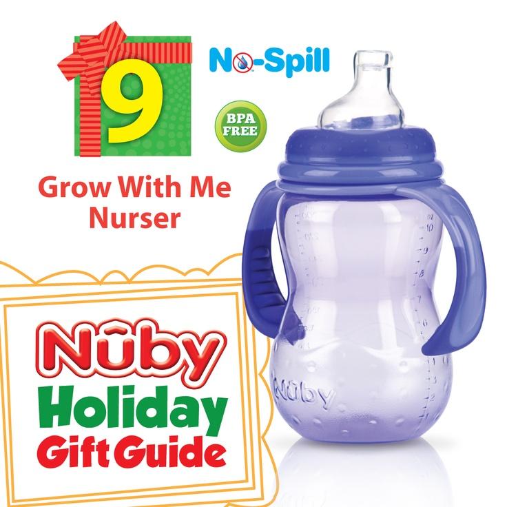 Nuby grow with me