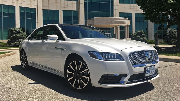 2017 Lincoln Continental Reserve AWD - Review