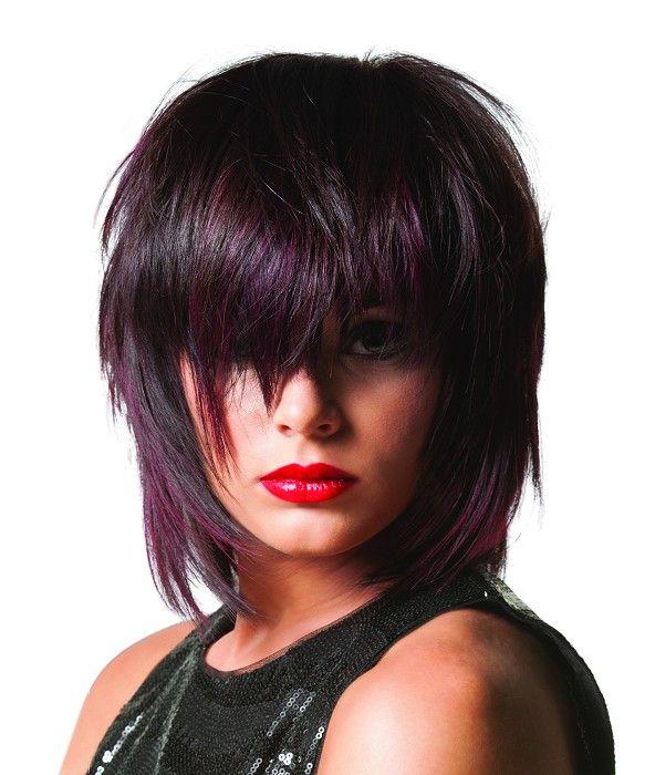 Scruples Medium Black Hairstyles