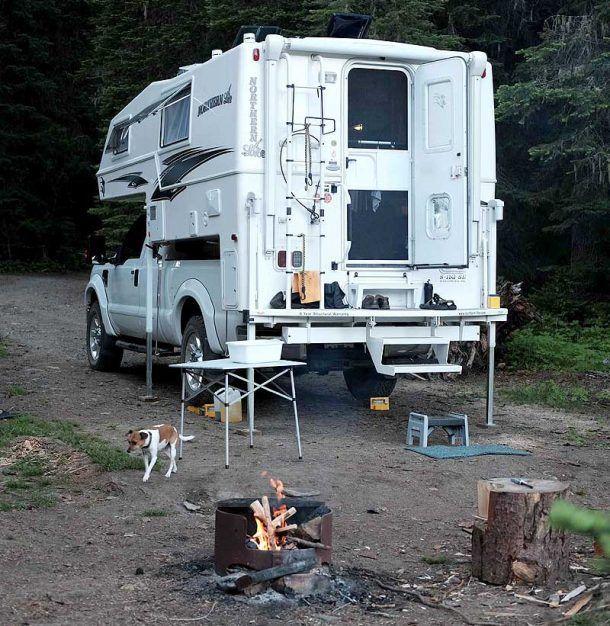 Truck Campers: Best 25+ Pickup Camper Ideas On Pinterest