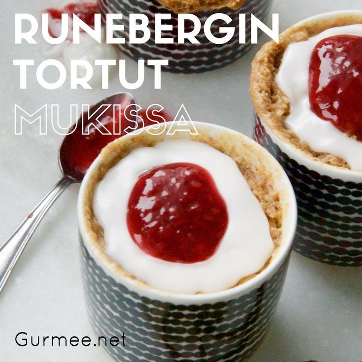 Mukiinmenevät Runebergin tortut © Hanna Stolt  Gurmee.net