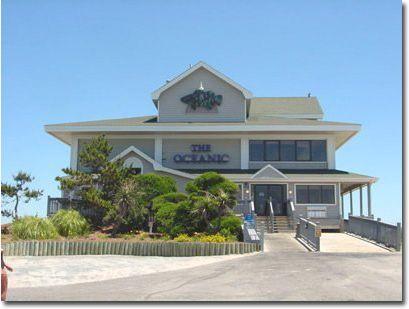 Oceanic Front Restaurant Wrightsville Beach Nc