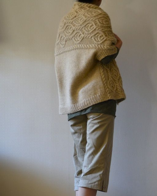 roko's Walnut Cardigan