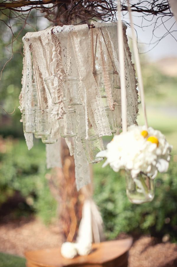 17 Best 1000 images about Burlap and Lace Wedding Theme on Pinterest